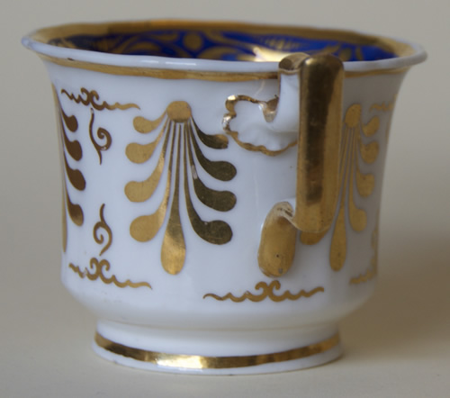 Pattern 2/1043 coffee cup handle
