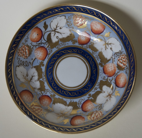 Pattern 2/36 saucer front