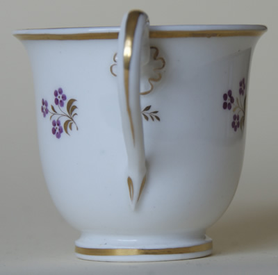 Pattern 2/860 coffee cup handle