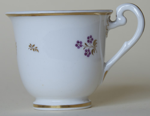 Pattern 2/860 coffee cup side