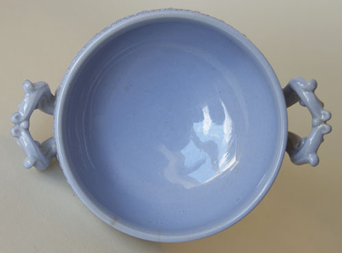 Pattern 482 covered bowl top minus cover