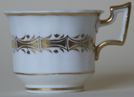 Pattern 2/1215 coffee cup side