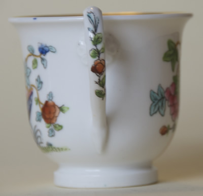 Pattern 2/848 coffee cup handle side