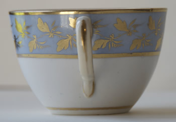 Pattern 481 cup handle