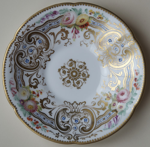 Pattern 5/1148 saucer front