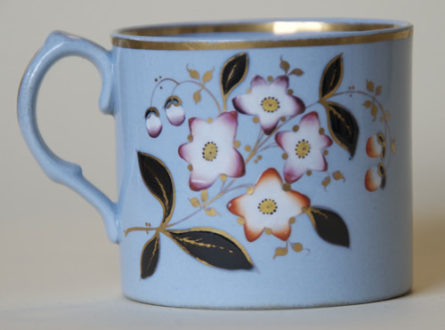Pattern 343 mug right side