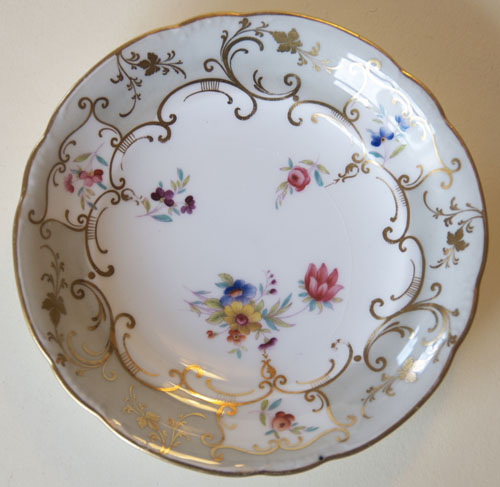 Pattern 2/7924 saucer front
