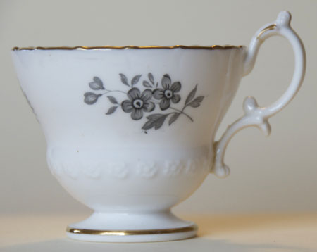 Pattern 2/3430 coffee cup left side