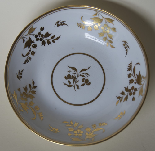 Pattern 2/405 saucer front