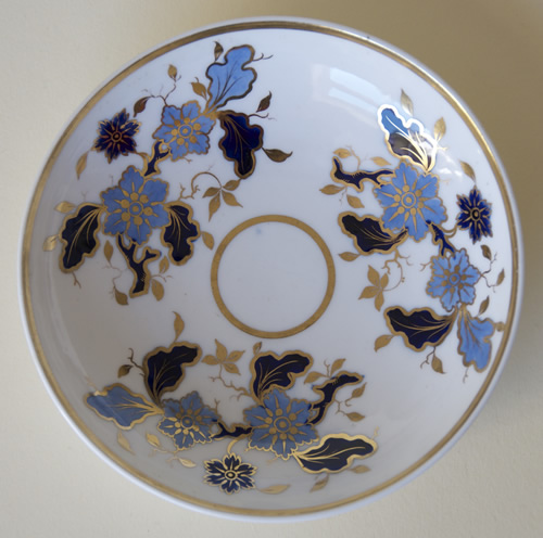 Pattern 2/926 saucer front