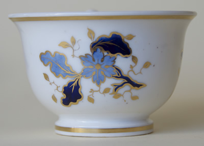 Pattern 2/926 tea cup middle side