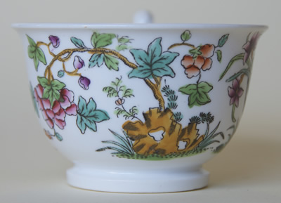 Pattern 2/818 tea cup middle side