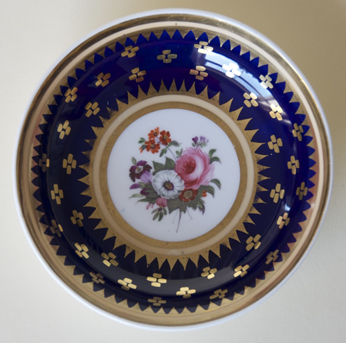 Pattern 2/843 saucer front