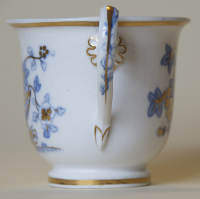 Pattern 2/837 coffee cup handle side