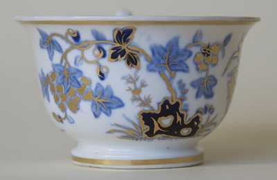 Pattern 2/837 tea cup middle side