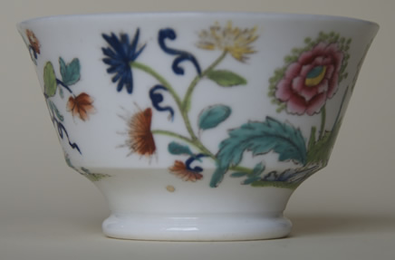 Pattern 2/713 tea cup middle side