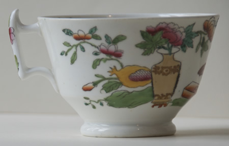 Pattern 2/643 tea cup right side