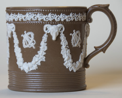 Pattern 269 mug left side