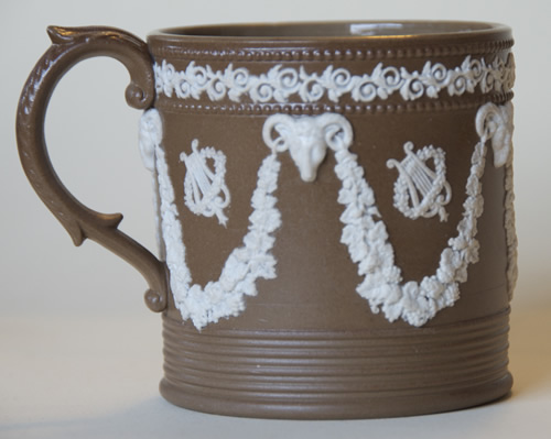Pattern 269 mug right side