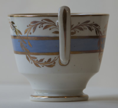 Pattern 2/27 coffee cup handle