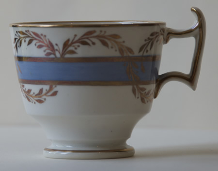 Pattern 2/27 coffee cup side