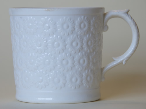 Pattern 472 mug left side