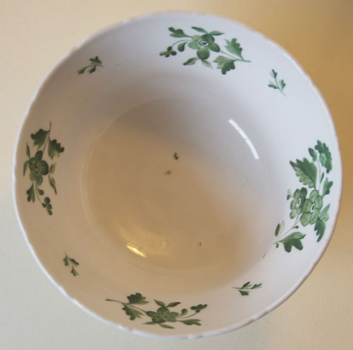 Pattern 2/3294 slop bowl top