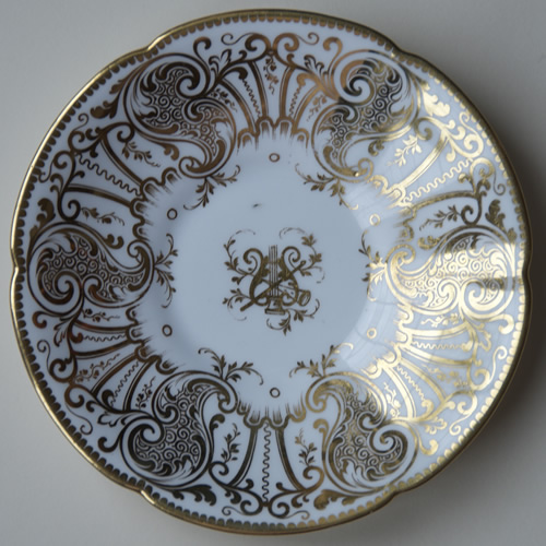 Pattern 5/1144 saucer front