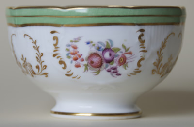 Pattern 5/1466 tea cup middle side