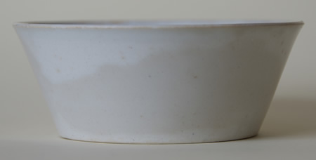Sylvan covered butter dish liner side
