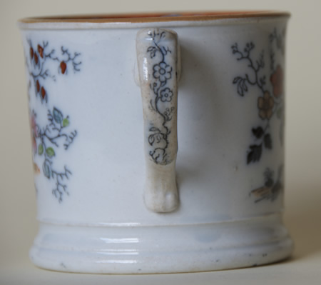 Pattern 3/1365 mug handle side