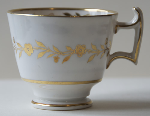 Pattern 2/211 coffee cup side