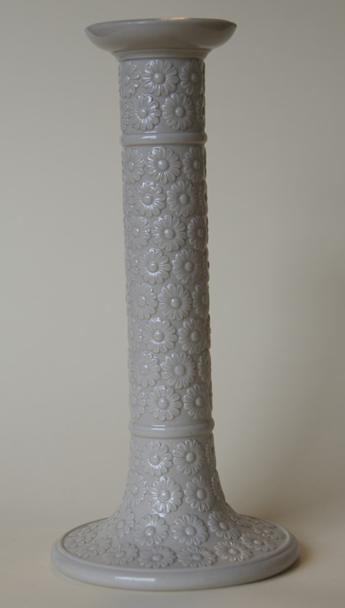 Pattern 471 10in pillar candlestick side