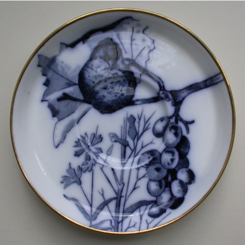 Pattern K/1448 coffee saucer