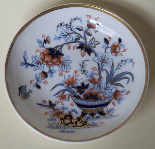 Pattern 2/839 saucer front