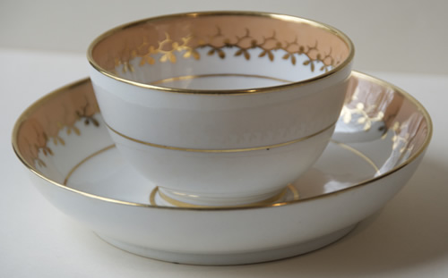 Pattern 2/567 cup and saucer