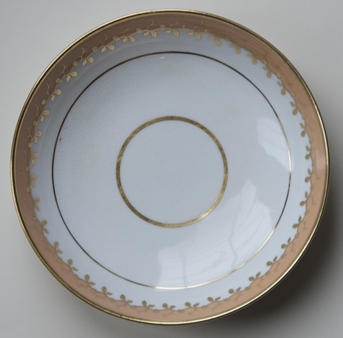 Pattern 2/567 saucer front