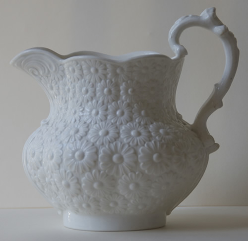 Pattern 472 6in jug side