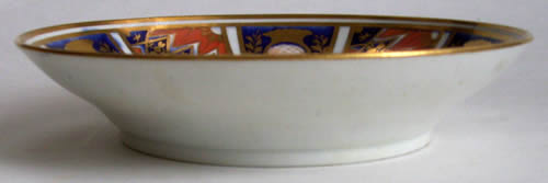 Pattern 452 saucer profile