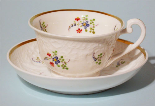 Pattern 2/845 tea cup and saucer