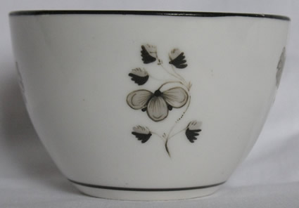 Pattern 455 tea cup middle side