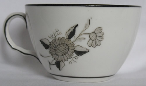 Pattern 455 tea cup right side