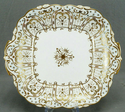 Pattern 4/89 bread and butter plate front
