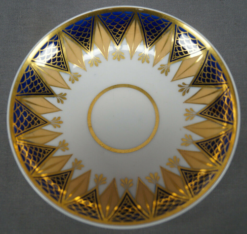 Pattern 2/925 saucer front