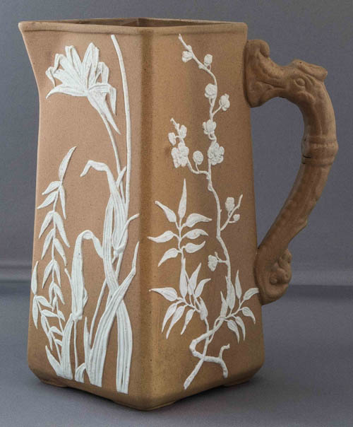 Pattern 1679 jug left side