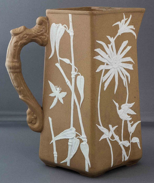Pattern 1679 jug right side