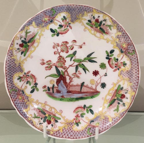 Pattern 2/6361 saucer front