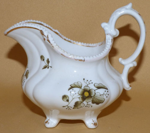 Pattern 2/3296 creamer left side