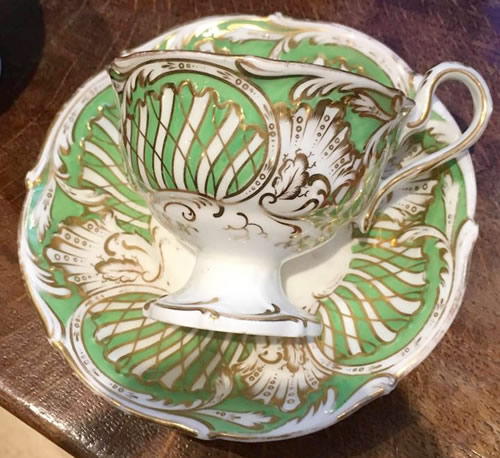 Grainger 2/122 cup and saucer