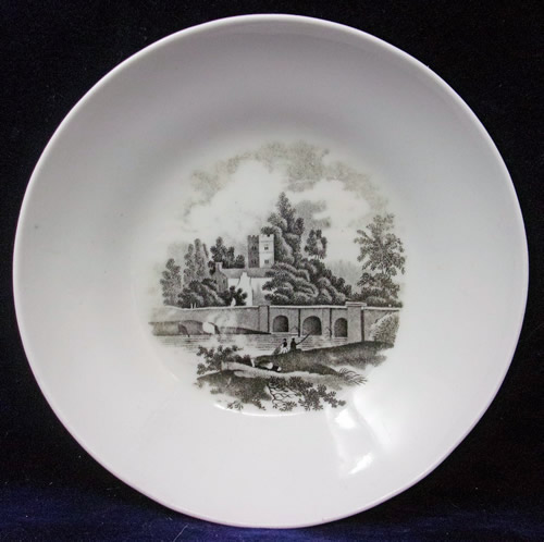 Pattern 2/1272 saucer front